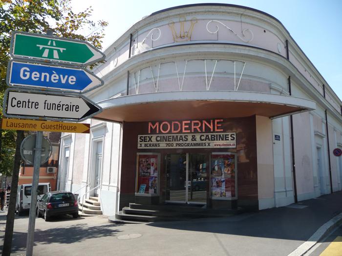Lausanne « Les Grands Ecrans